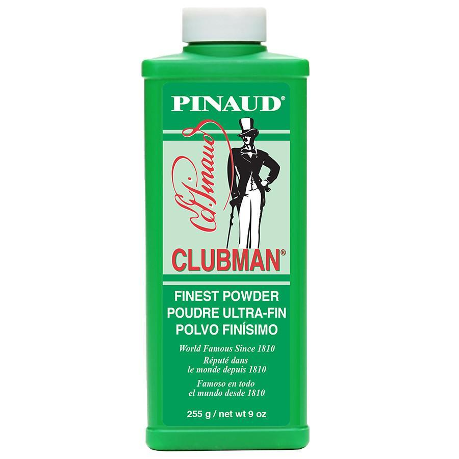 CLUBMAN Pinaud World Famous Finest Powder Flesh