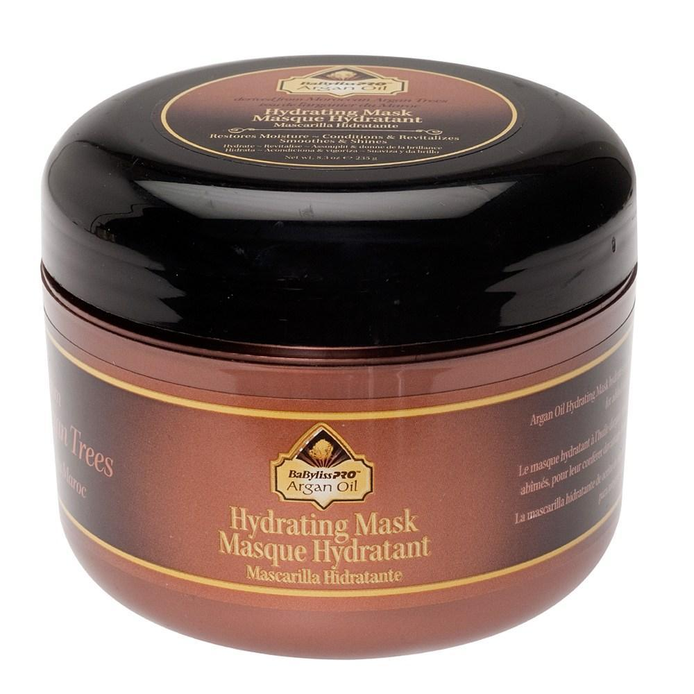 BABYLISS PRO Argan Oil hydrating mask