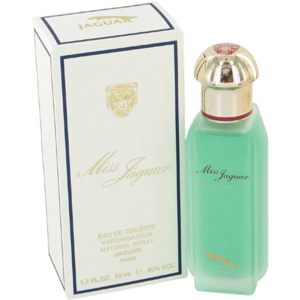 Miss Jaguar eau de toilette spray