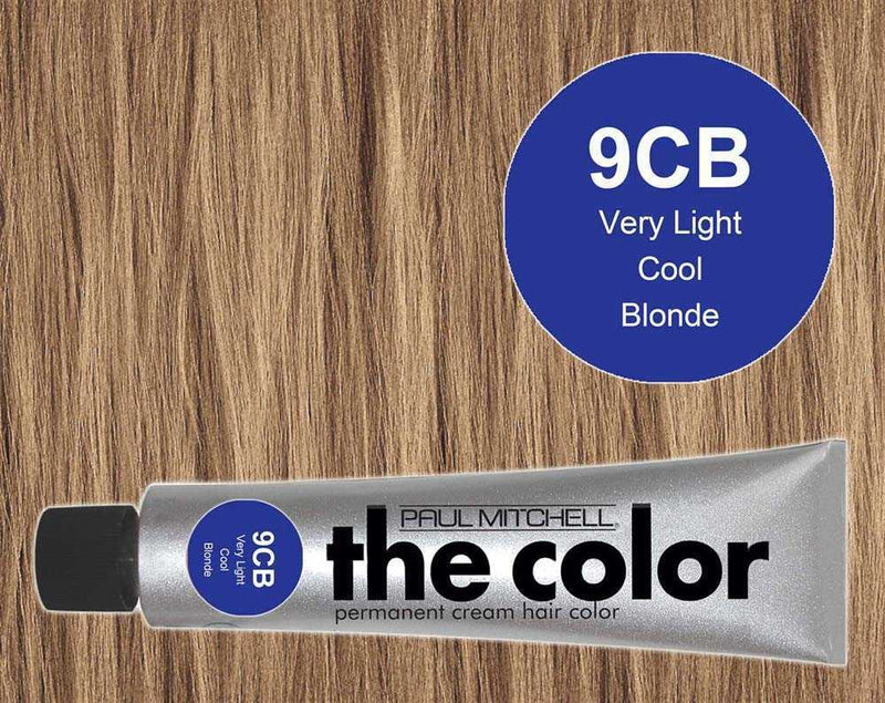 The Color 9CB Very Light Cool Blonde