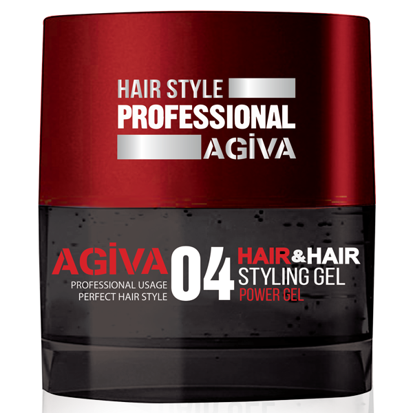 AGIVA Gum Hair 04 Hair styling wax