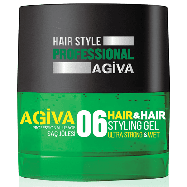 AGIVA Hair styling Gel 06 Ultra Strong &Wet