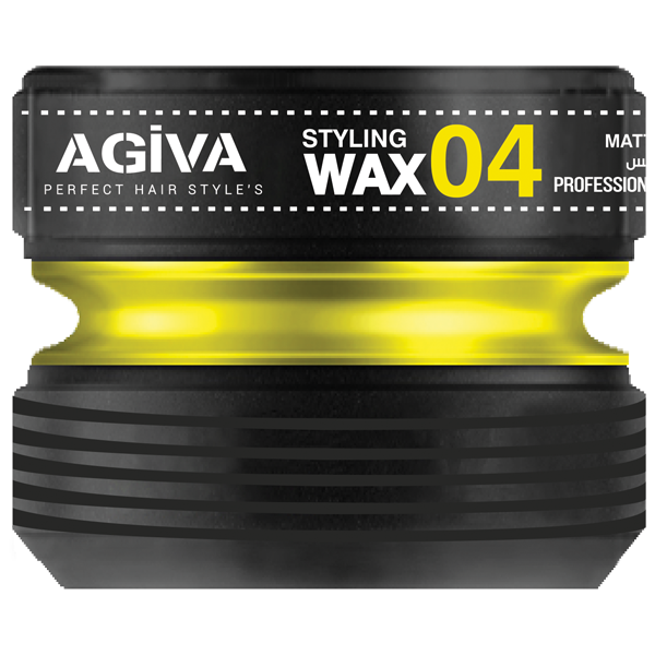AGIVA <br> Yellow Hair Wax 04