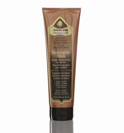 BABYLISS PRO Argan Oil restorative mask item # BAOILRM8E