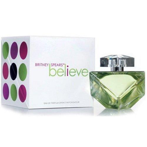 Believe eau de parfum spray 100 ml