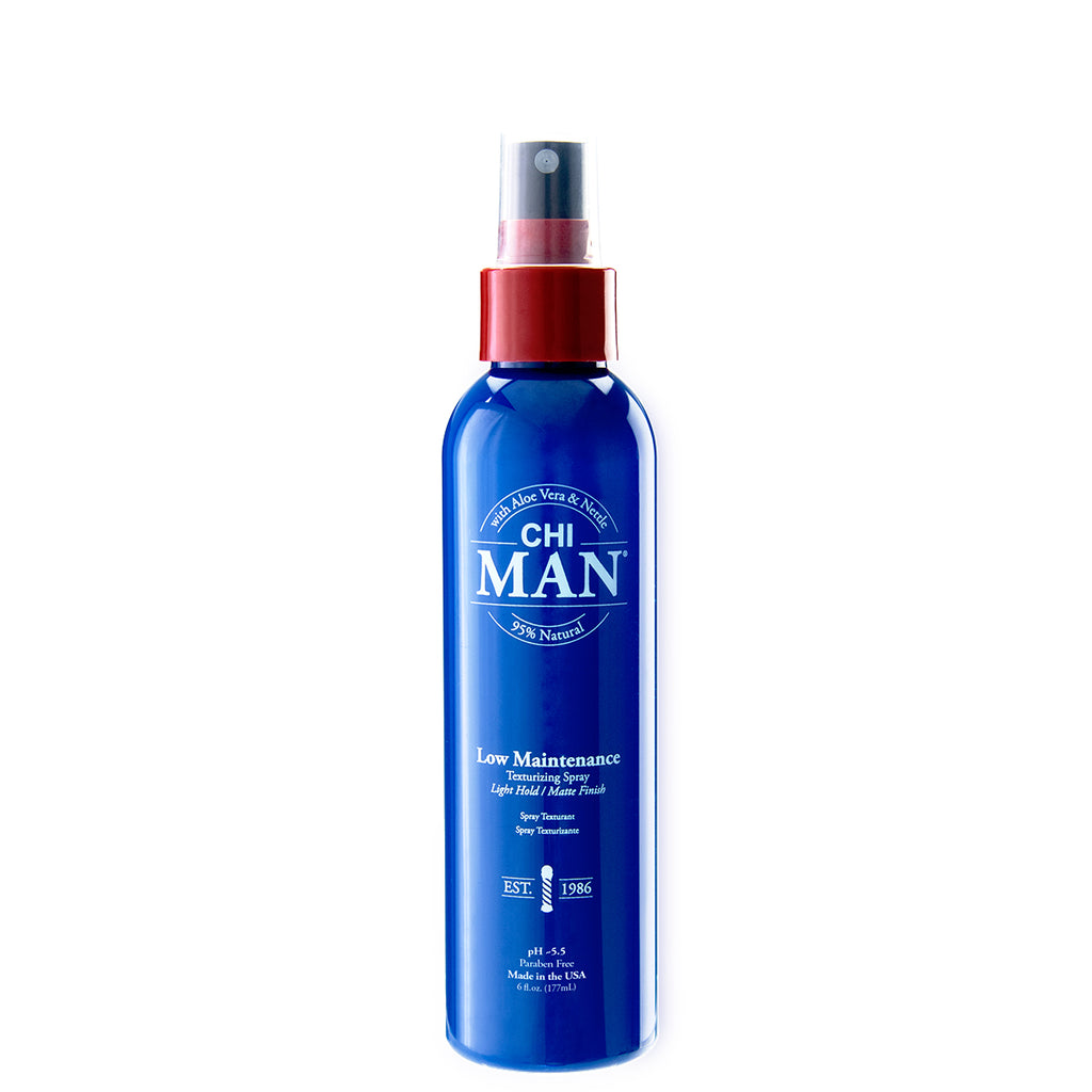 CHI Man Low Maintenance Texturizing Spray