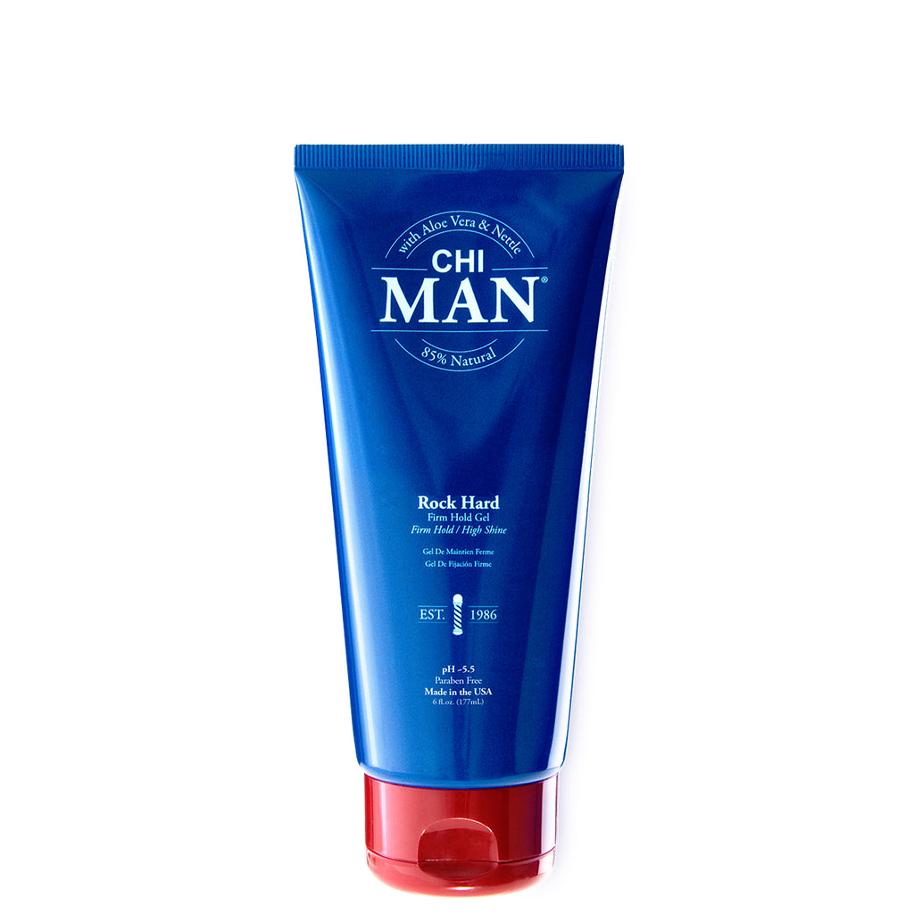 CHI Man Rock Hard Firm Hold Gel