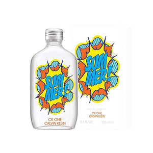 CK One Summer eau de toilette spray