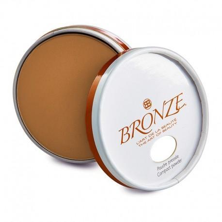 BRONZE Compact Powder for her