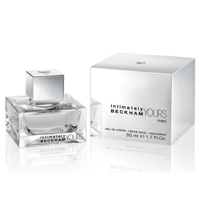 David beckham Intimately Yours men eau de toilette spray