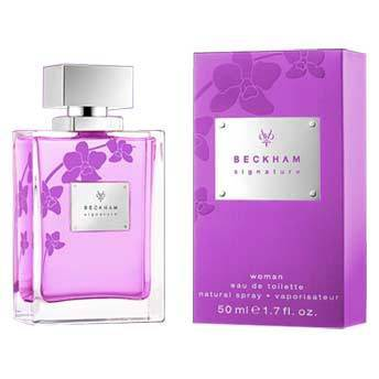david beckham Signature woman eau de toilette spray