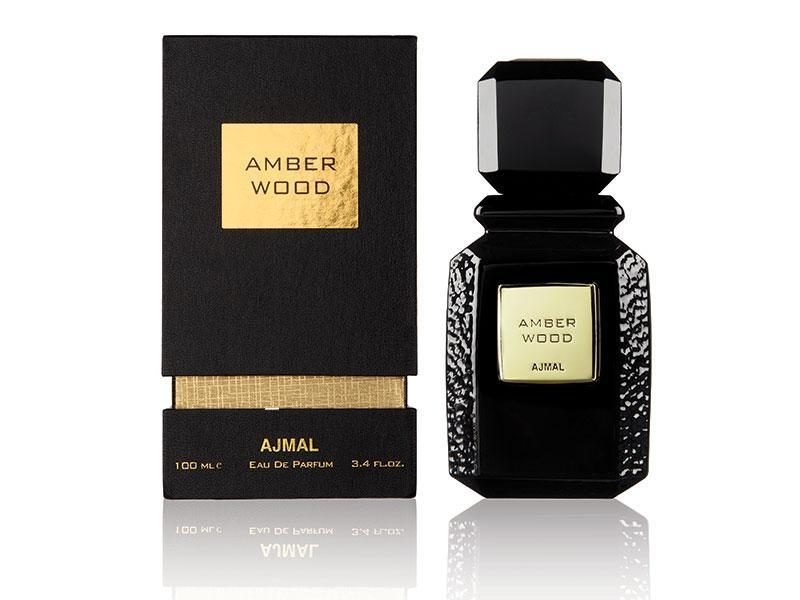 AJMAL Amber Wood Eau De Parfum Spray