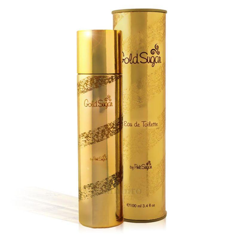 AQUOLINA Gold Sugar eau de toilette spray