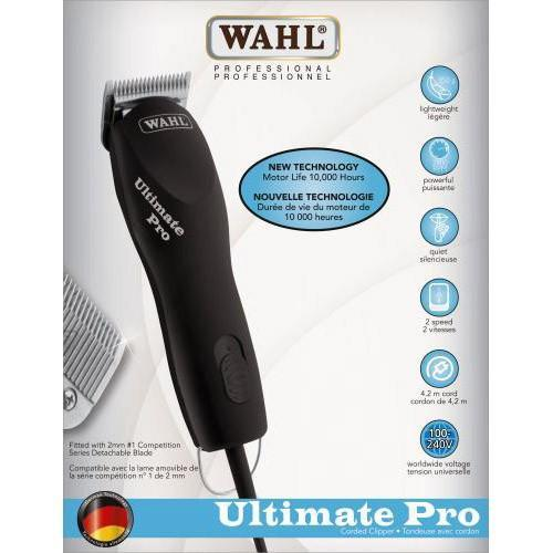 WAHL Professional Ultimate Pro Limited Edition Clipper for men