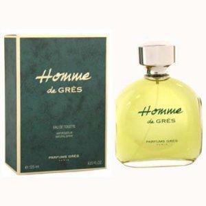 Homme eau de toilette spray