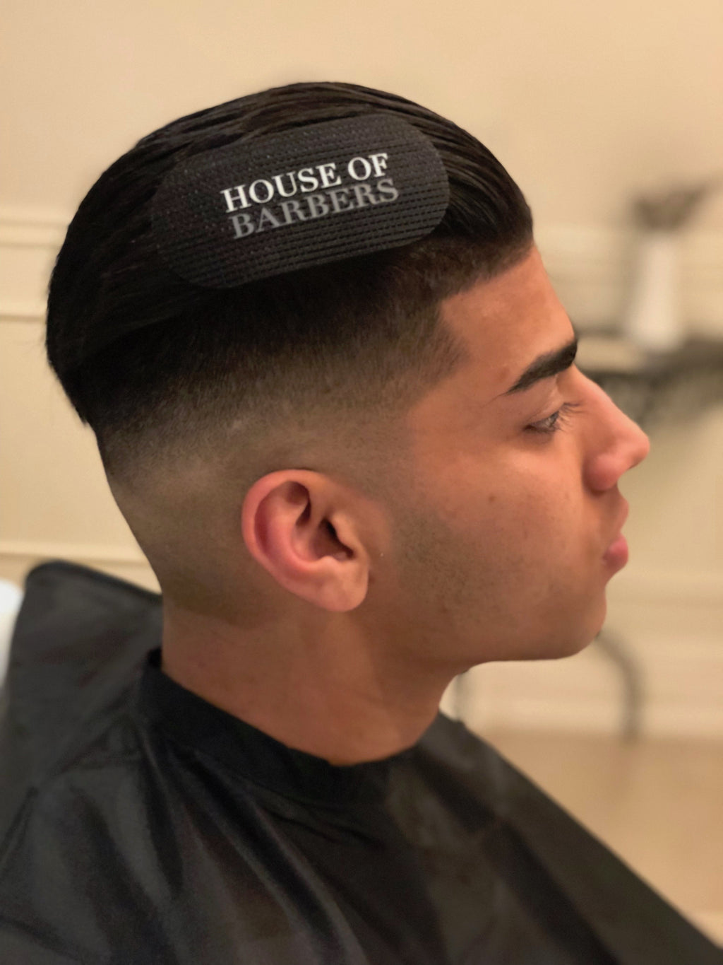 HOUSE OF BARBERS Hair Grippers - Hair Holder for men