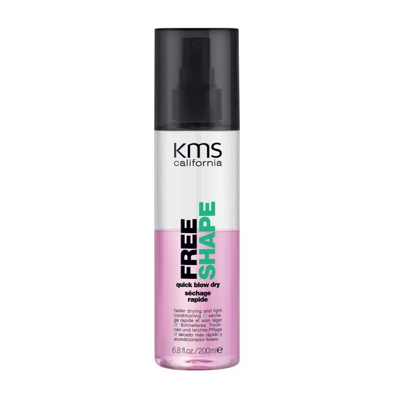 KMS Free Shape quick blow dry