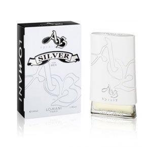 Spirit Silver eau de toilette spray