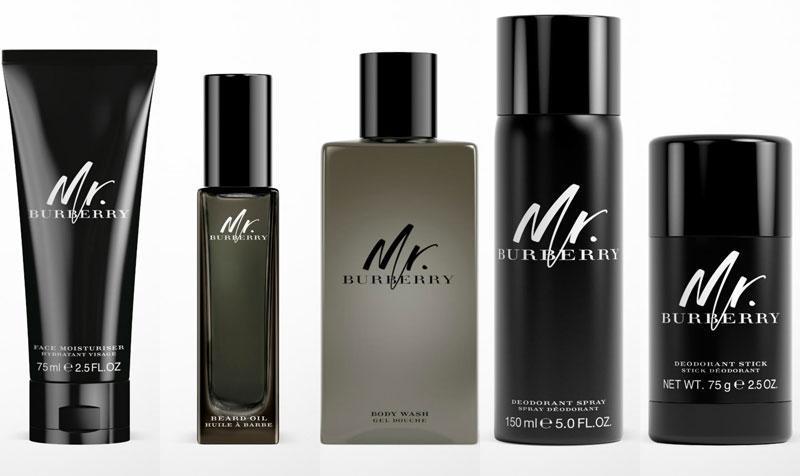 BURBERRY Mr. Burberry beard oil for men