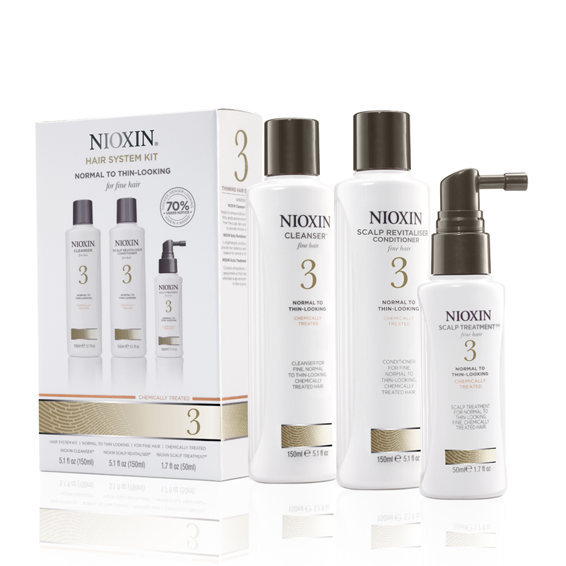 NIOXIN System 3 Starter Hair Kit