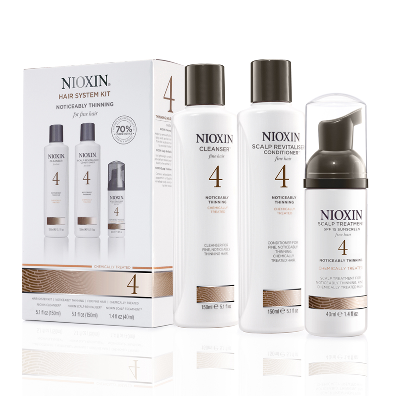 NIOXIN System 4 Starter Hair Kit