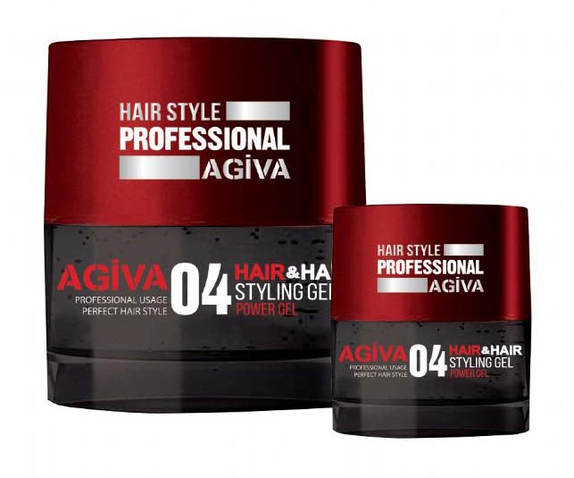 AGIVA Gum Hair 04 Hair styling wax for men