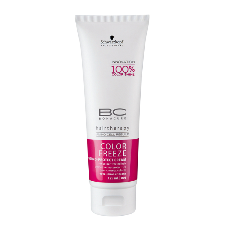 BC Bonacure Color Freeze thermo-protect cream