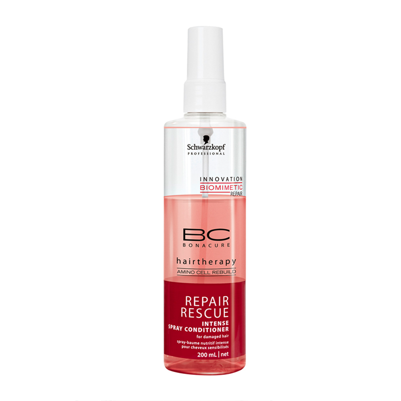 SCHWARZKOPF BC Bonacure Repair Rescue intense spray conditioner