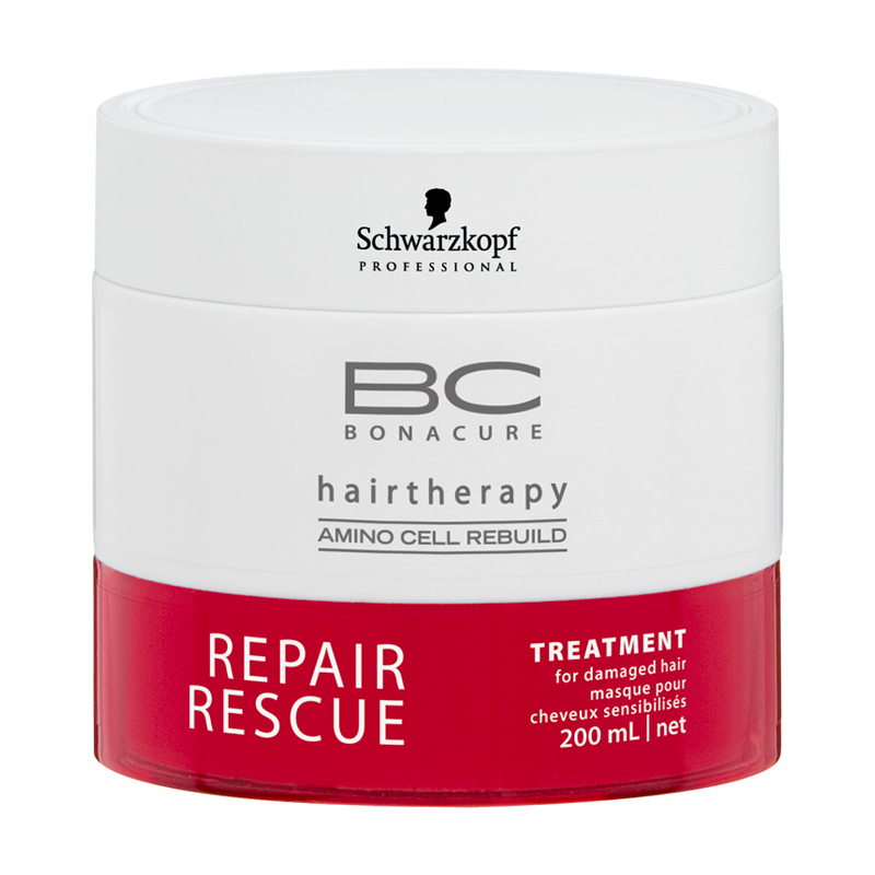 BC Bonacure Repair Rescue treatment for damaged hair