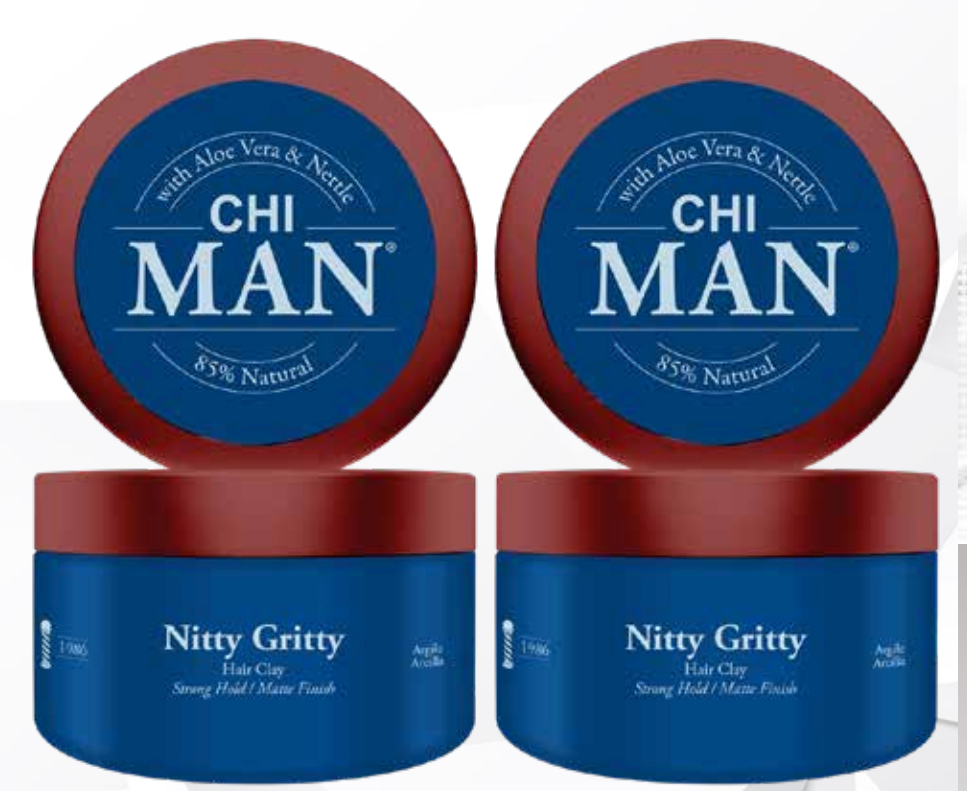 CHI Man Nitty Gritty Clay