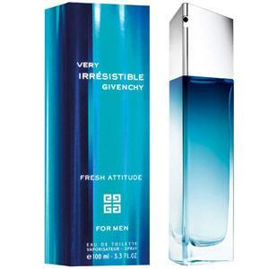 Very Irresistible Fresh Attitude For Men eau de toilette spray