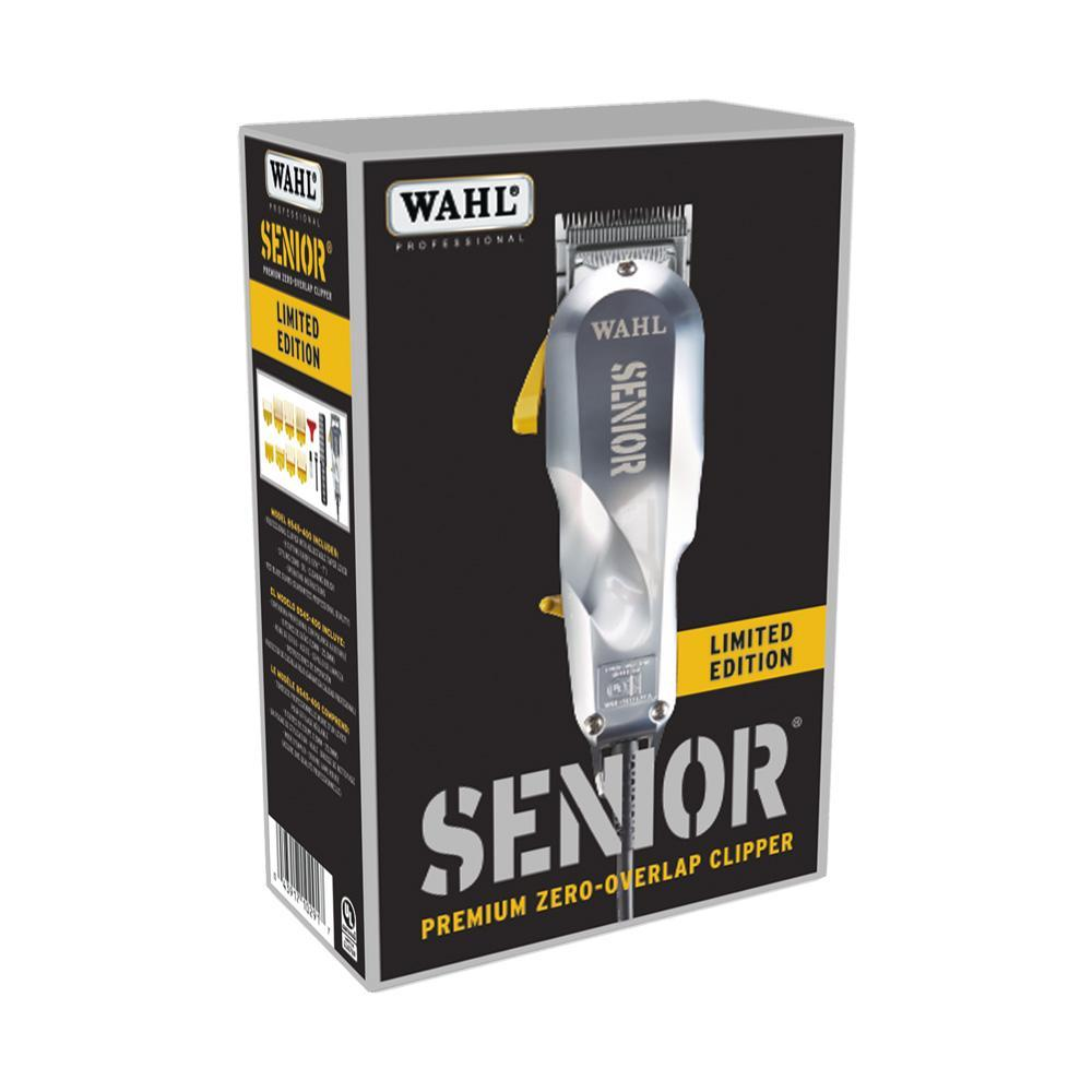 WAHL Senior Industrial Limited Edition Clipper for men