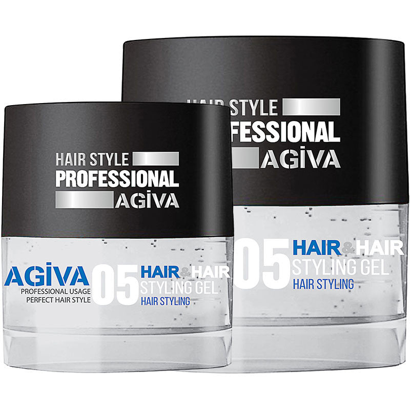 AGIVA Hair Styling Gel 05 for men