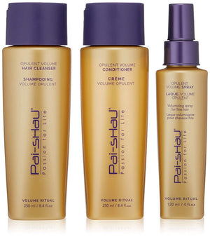 VOLUME RITUAL GIFT SET Opulent Volume Hair Cleanser + Conditioner + Spray