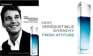Eau de toilette vaporisateur Very Irresistible Fresh Attitude For Men