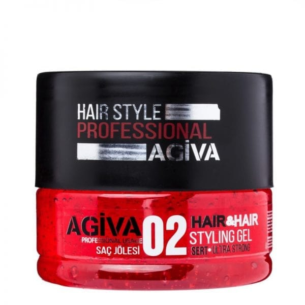 AGIVA Hair Styling Gel 02 Ultra Strong