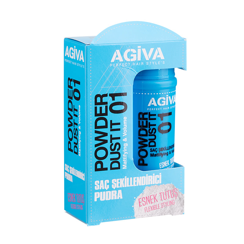 AGIVA <br> Powder Dust It 01 Flexible Styling