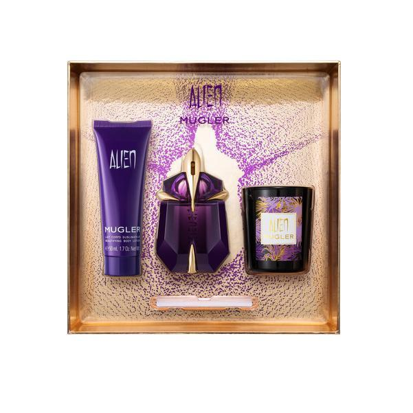 MUGLER Alien 3-Piece Holiday Gift Set