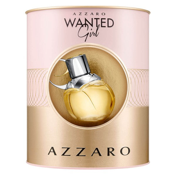 azzaro wanted girl holiday gift set