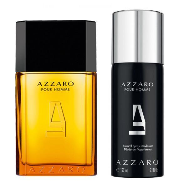 AZZARO Pour Homme gift set Travel Exclusive