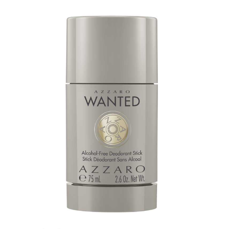 Wanted alcohol-free deodorant stick 75 ml