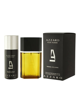 AZZARO Pour Homme gift set Travel Exclusive for men