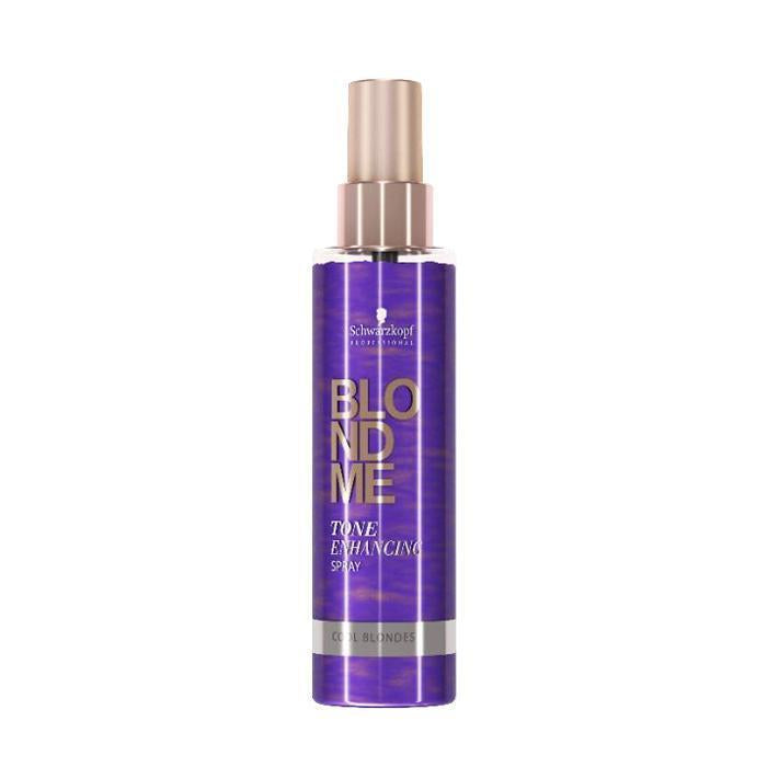 BlondMe Tone Enhancing Spray Conditioner Cool Blondes 150 ml