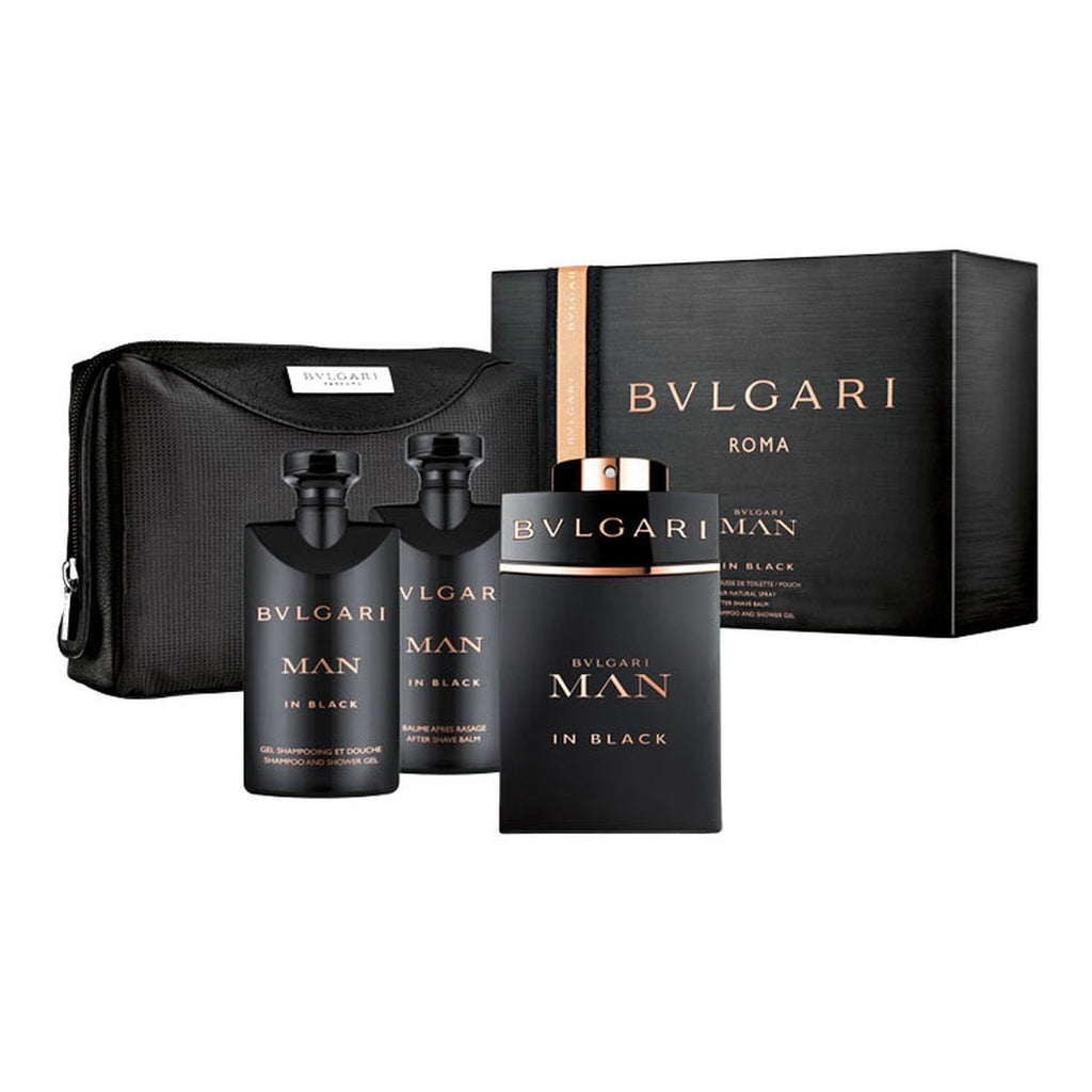 BVLGARI Man In Black gift set (Holiday Season)