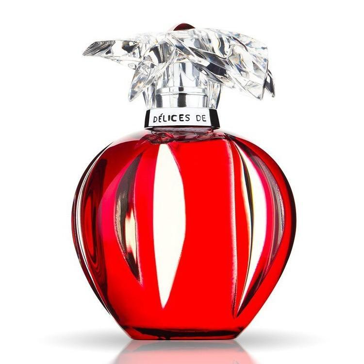 Délices De Cartier eau de toilette spray