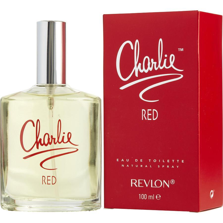 Charlie Red eau de toilette spray