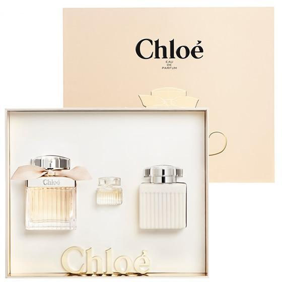 CHLOÉ 3-Piece Eau de Parfum Gift Set (Holiday Season)