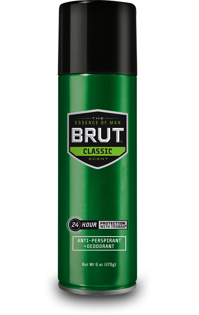 Classic anti-perspirant & deodorant spray