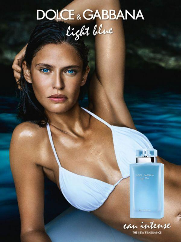 dolce gabbana Light Blue Intense eau de parfum spray