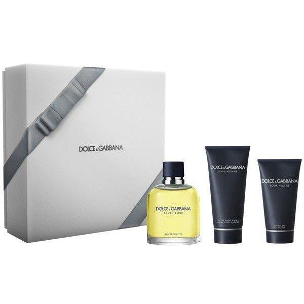 DOLCE & GABBANA Pour Homme gift set